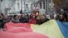 Partidul DA și unioniștii au protestat față de rezultatele alegerilor (FOTOREPORT)