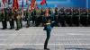 Parada militară din anul 1941, RECONSTITUITĂ în Piața Roșie din Moscova (VIDEO)