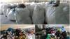 Sute de kilograme de mărfuri prohibite, reţinute la vama Briceni