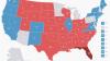 Statele Unite devin roşii. Donald Trump mai are nevoie de PATRU VOTURI pentru a câştiga