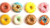 Testul gogoșilor – Alege o gogoașă și vezi care e pofta ta pentru viață
