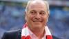 După 21 de luni de închisoare, Uli Hoeness a fost reales în calitate de preşedinte la Bayern Munchen