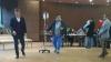 Cine este moldoveanul din Franţa care a venit să voteze, fiind conectat la perfuzii (FOTO)