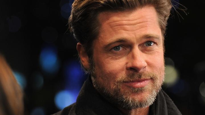 Prima imagine cu Brad Pitt după anunțul divorțului! A fost surprins în compania unei actrițe celebre (FOTO)