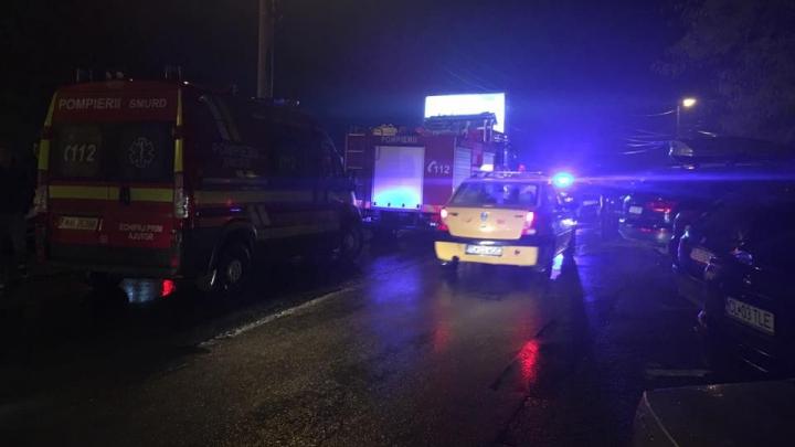 ACCIDENT NAVAL în Delta Dunării: Cinci medici moldoveni, GRAV RĂNIŢI şi unul ÎN COMĂ (VIDEO/FOTO)