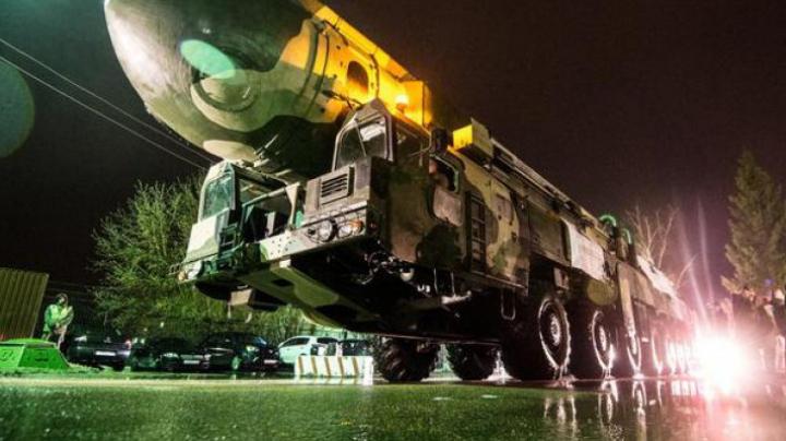 Arma-monstru a Rusiei. Cum arată Topol-M, racheta ce poate pulveriza un oraș (FOTO)