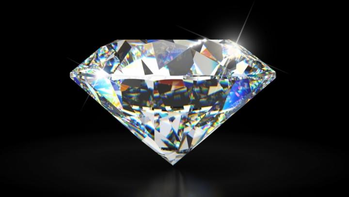 De necrezut! Un diamant confirmă o teorie mai veche despre mantaua Pământului