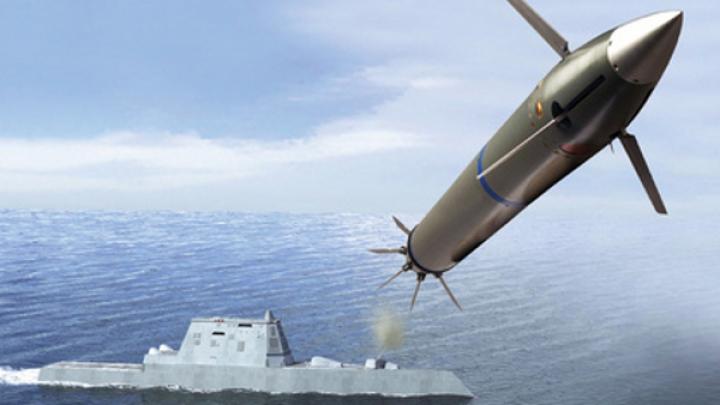 INCREDIBIL: Cât costă un proiectil pentru cel mai mare distrugător din flota americană