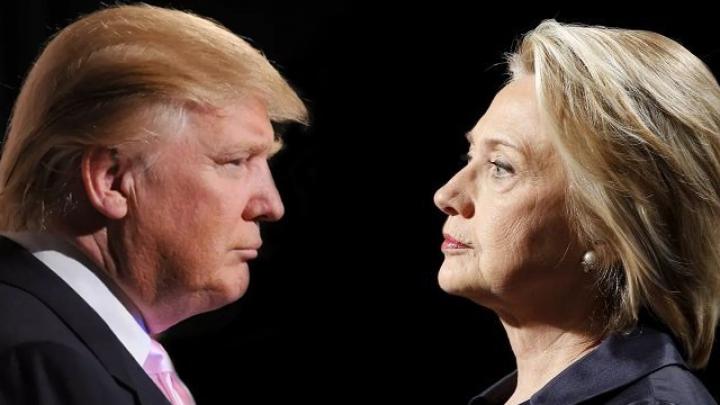 ALEGERI SUA: Hillary Clinton l-a sunat pe Donald Trump pentru a-şi recunoaşte înfrângerea