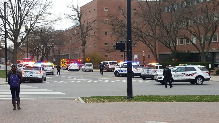 Atac armat la Universitatea din Ohio: Cel puțin o persoană a fost ucisă și mai multe rănite