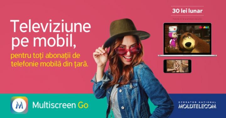 (P) TV la mobil disponibil în orice rețea din țară