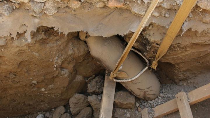 PERICOL DE EXPLOZIE! O bombă americană de 100 de kilograme a fost găsită la Galaţi