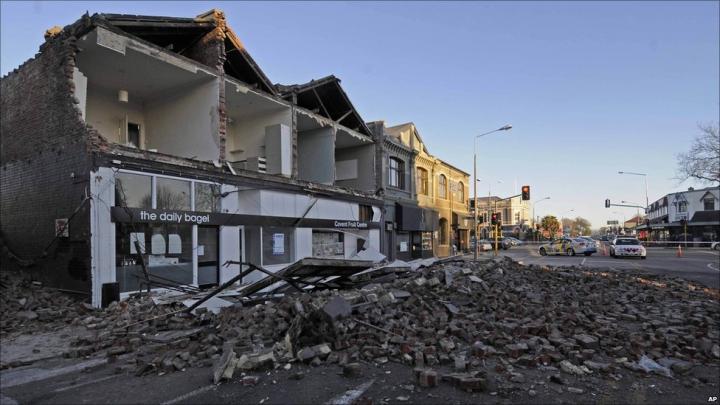 Un nou cutremur a lovit Noua Zeelandă. Ce intensitate a avut seismul