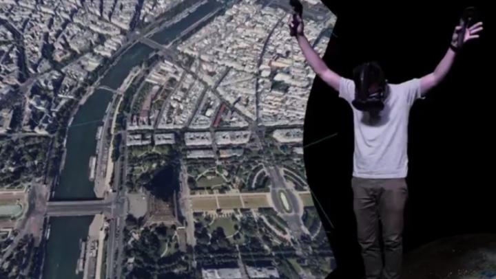 O nouă aplicaţie prin care putem vizita lumea în mod virtual
