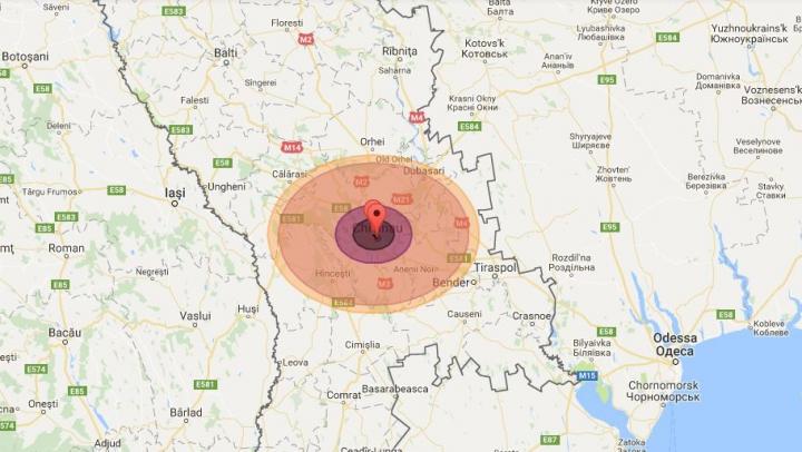 Află dacă vei ''supravieţui unui război nuclear'' în funcţie de ţara în care te afli