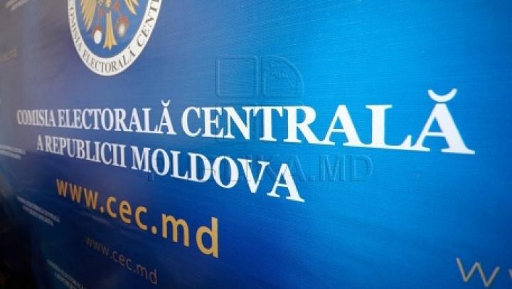 ALEGERI MOLDOVA, TURUL II: Un post TV a făcut agitaţie electorală chiar în sala de şedinţe a CEC