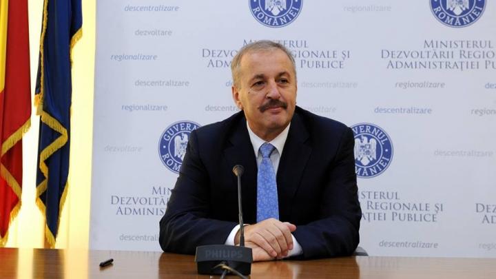 Vicepremierul României, Vasile Dîncu: În Moldova s-a produs o ruptură de mentalitate