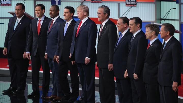 Republicanii DOMINĂ America! Şi-au menţinut controlul în Camera Reprezentanţilor şi în Senat