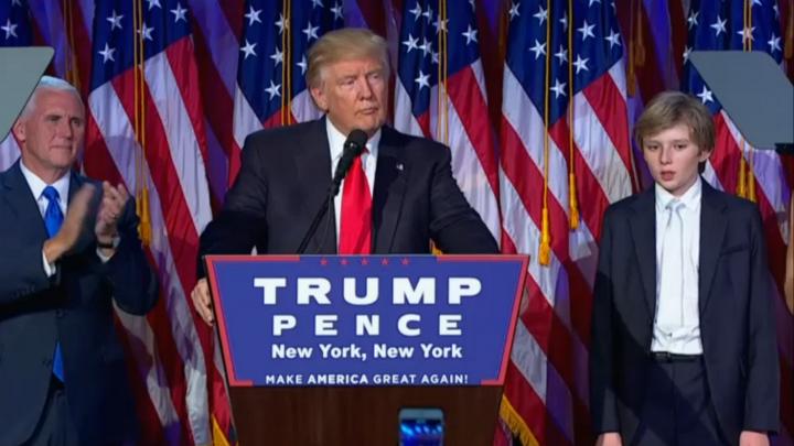 Trump va candida din nou pentru președinția SUA în 2020