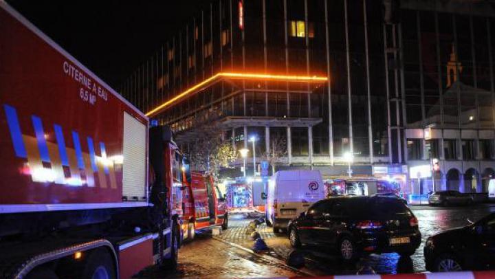 EXPLOZIE PUTERNICĂ în Belgia. Mai multe clădiri au fost evacuate. O stradă, învăluită de FUM DENS