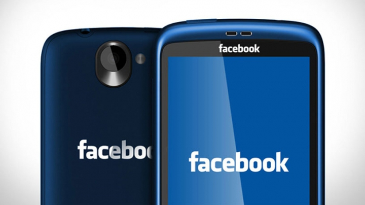 PARTENERIAT INEDIT cu HTC! Facebook ar putea lucra la propriul smartphone
