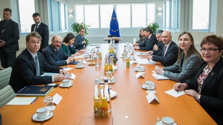 Parlamentul European are încredere în viitorul european al Republicii Moldova (FOTO)
