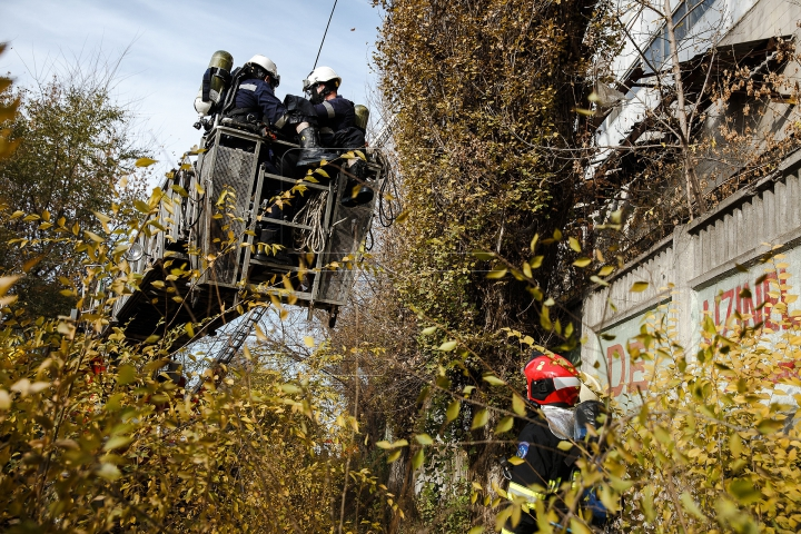 TRAGICUL INCENDIU de la Ciocana: Detaliul care i-ar fi putut salva viaţa pompierului-erou, Ivan Nogailîc