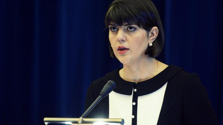 Kovesi: Anchetele anticorupţie vizează persoanele care deţin funcţii publice, nu politicienii