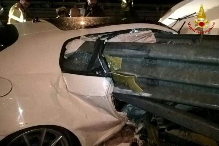 TRAGIC! Un moldovean, stabilit cu traiul în Italia, a murit într-un accident rutier (FOTO)