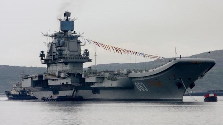 Flota rusă îşi face simţită prezenţa în Siria. A fost lansat primul atac asupra poziţiilor islamiste