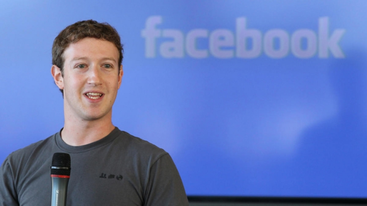 Facebook A ŞTERS accidental mai multe postări ale lui Mark Zuckerberg