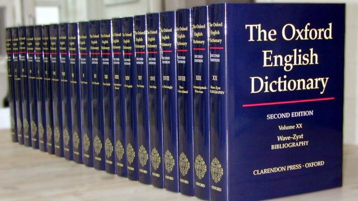 INTERESANT! Care este cuvântul anului conform Dicţionarelor Oxford