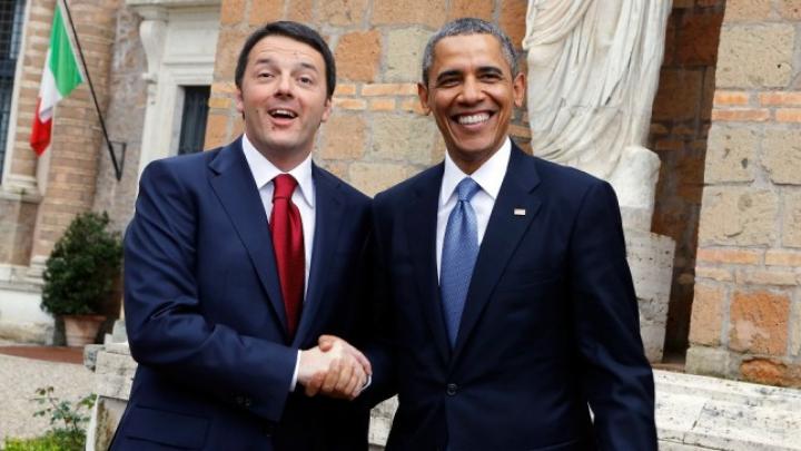 Premierul Italiei, scrisoare către Obama în prag de alegeri: Sunt momente decisive pentru întreaga lume