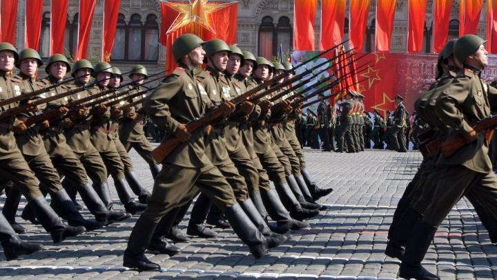 Ceremonie la Moscova. Mii de militari vor participa la o paradă în Piaţa Roşie