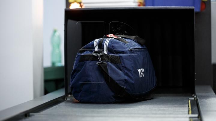 I-au stricat dispoziţia înainte de zbor! Ce au depistat vameşii de la aeroport în bagajul unui călător (FOTO)