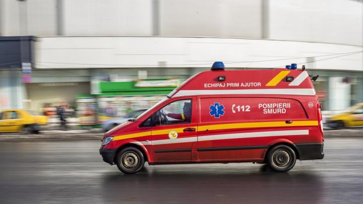 Accident în lanț pe DN1 din cauza ceții! Cel puţin două persoane şi-au pierdut viaţa