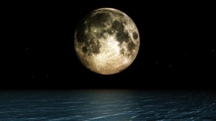 Superluna, explicată de un astronom: Luna mare pe care o vedem la răsărit e o iluzie optică (VIDEO)