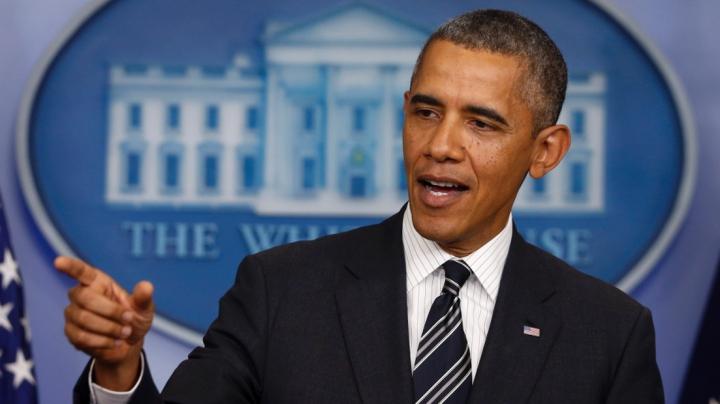 Barack Obama l-a felicitat pe Donald Trump pentru victoria sa în alegeri şi l-a invitat la Casa Albă