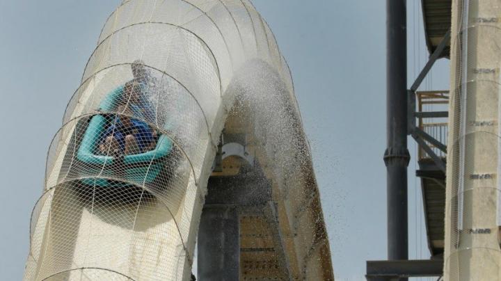 Cel mai mare tobogan din lume va fi demolat ca urmare a morții unui copil