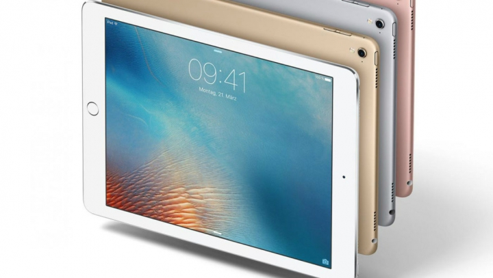 Apple ar putea lansa două noi serii de tablete