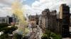 Circa 50.000 de baloane au colorat cerul la Sao Paulo
