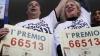Locuitorii unui cartier din Madrid au câștigat premiul cel mare la loterie, în valoare de 2,6 MILIARDE de euro