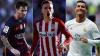 """Ronaldo, Messi sau Griezmann? Trei fotbaliști, în cursa pentru câștigarea """"Balonului de Aur"""""""