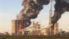 Explozie puternică la o rafinărie din nordul Italiei (VIDEO)