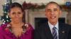 Ultimul Crăciun la Casa Albă. MESAJUL DE FELICITARE transmis de Barack şi Michelle Obama (VIDEO)