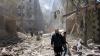 Peste 50.000 de civili au fost evacuați din orașul sirian Aleppo în ultimele două zile
