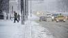 IARNA S-A DEZLĂNŢUIT ÎN LUME. Sute de școli din SUA au fost închise din cauza ninsorii