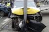 DETALII privind ACCIDENTUL GRAV din Capitală: Câteva persoane rănite, una a fost transportată la spital