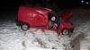 ŞOCANT! Un şofer, la un pas să moară de frig. Cum a fost salvat