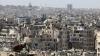 Armata siriană a preluat controlul total asupra orașului Aleppo, luptele au încetat